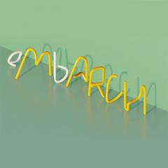 eMbARCH 2016 logo