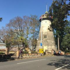 Brisbane's Windmill Tower, built by convicts in the 1820s