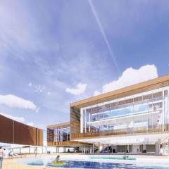 UQ student designs for Scarborough include art galleries and ocean baths